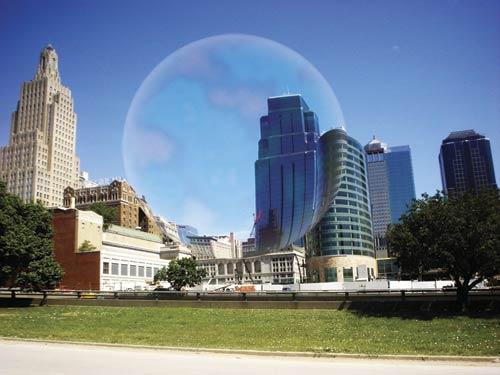 мыльные пузыри картинка